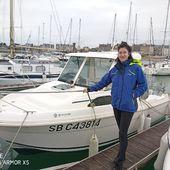 Bientot Anna, sera là pour vous accueillir et vous faire passer votre permis bateau à saint Malo #rdv2021 #capitaine #bateau #sealover #formation #permisbateau #saintmalo #rennes #vannes #auray #bzh #bretagne